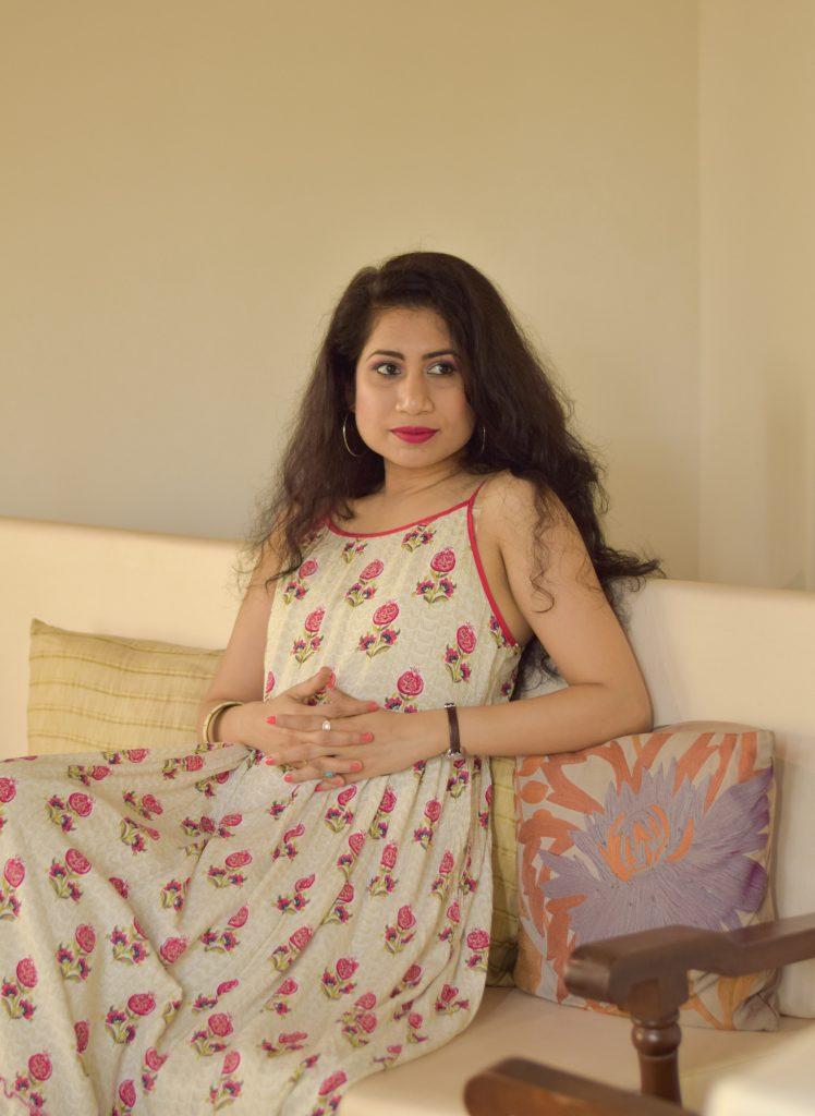 Indian Blogger Kashmira Lad