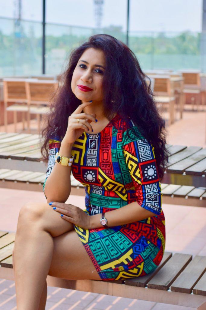 Bangalore Fashion Blogger